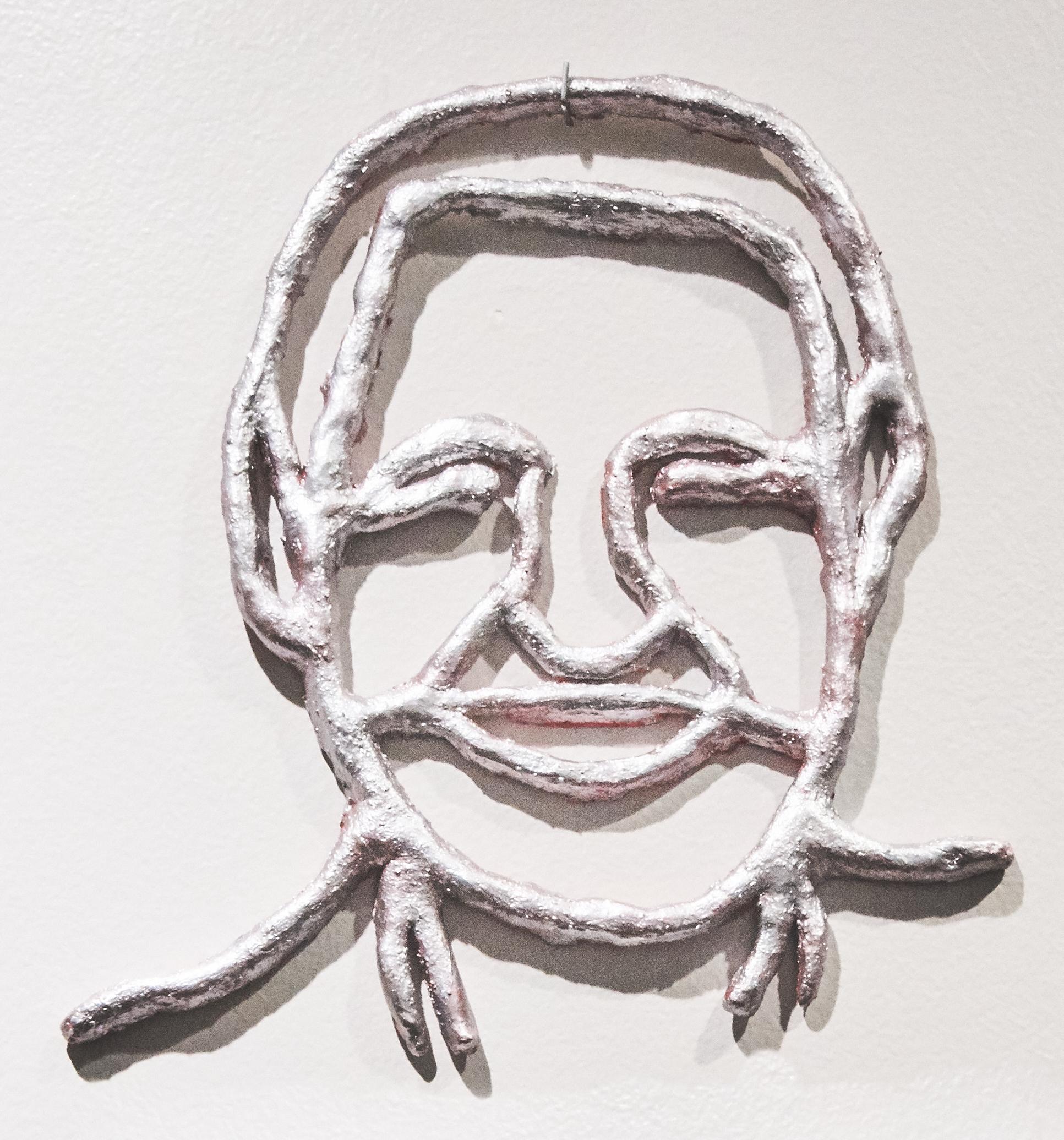 Clay Contour Portrait